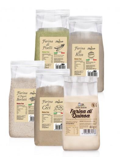 Promo mix farine