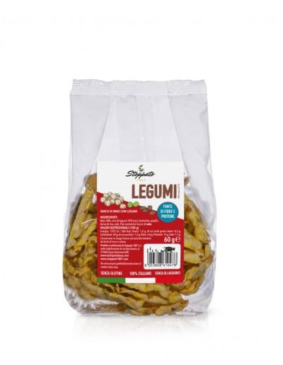 Chips di legumi 60 g