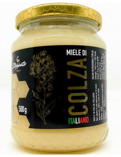 Miele di colza 500 g