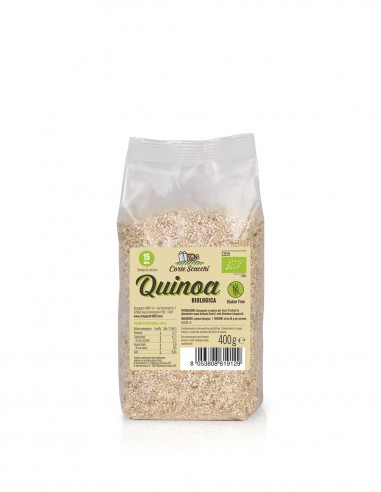 Quinoa biologica 400 g